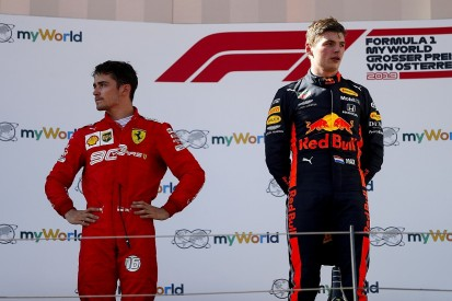 Verstappen: No point being in F1 if Austria move on Leclerc illegal