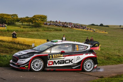 DMACK to step back from full-time WRC programme in 2018