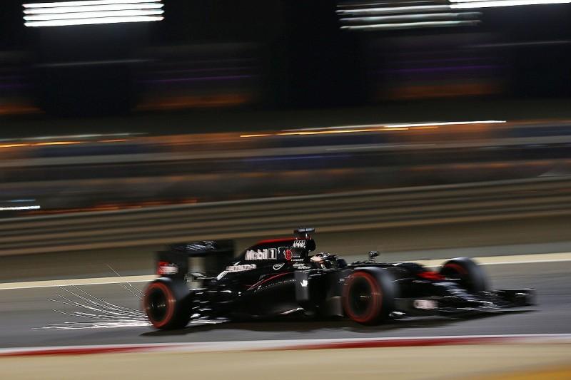 Button admits Vandoorne did better job in Bahrain F1 GP qualifying