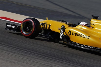 Renault's Magnussen questions severity of his Bahrain GP penalty