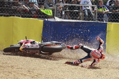 Stressed Marc Marquez had hair loss early in 2017 MotoGP season