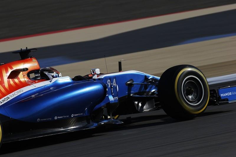 Wehrlein welcomes Manor's Bahrain GP breakthrough but hoped for Q2