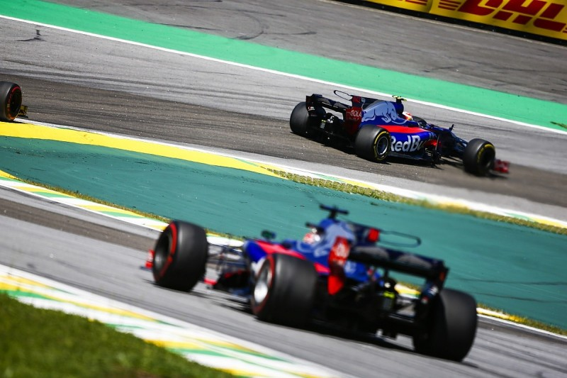 Toro Rosso close to announcing Hartley and Gasly as 2018 F1 line-up