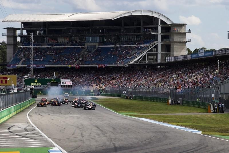 Hockenheim surprised F2 and GP3 aren't on 2018 German GP bill