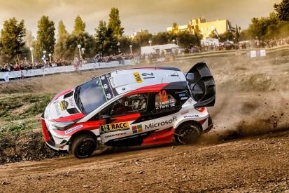 Esapekka Lappi admits he made too many mistakes in 2017 WRC season