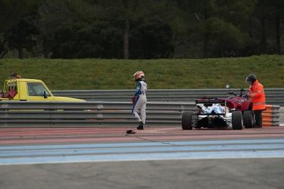 Ben Barnicoat penalised for causing Paul Ricard European F3 pile-up