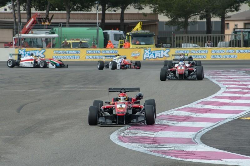 Williams F1 protege Stroll takes first win of European F3 season