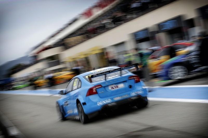 Bjork puts Volvo Polestar on top in Paul Ricard WTCC practice