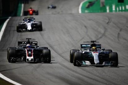 Mercedes F1 team believes Lewis Hamilton could've won Brazilian GP