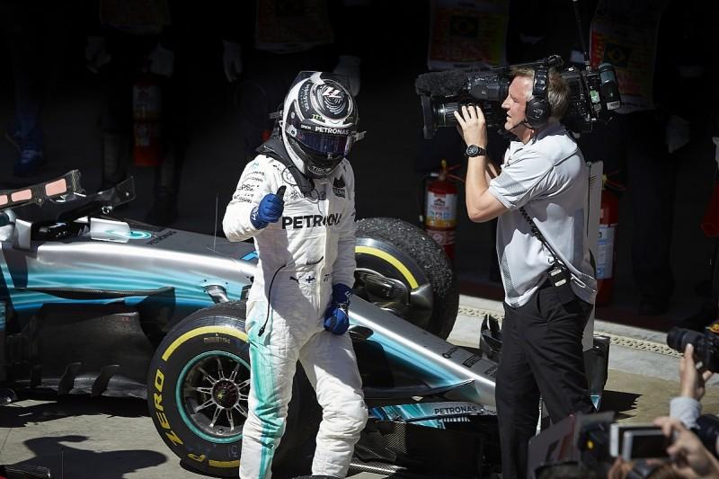 Bottas was 'embarrassing' in Brazilian Grand Prix - Villeneuve