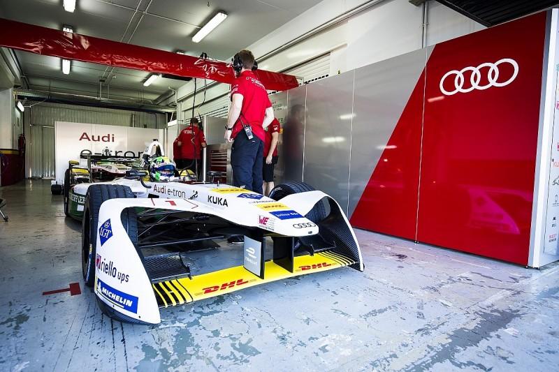 Audi to lose key Formula E engineer after 2017/18 season starts