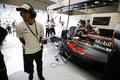 Stoffel Vandoorne thanks Fernando Alonso for help on F1 debut