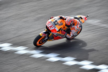 Marc Marquez hopes Honda's MotoGP edge stays as track improves