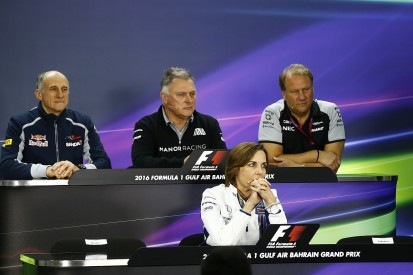 Bahrain GP Friday F1 press conference - full transcript