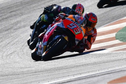 Marc Marquez: Fear of clash with Zarco caused off in Valencia GP
