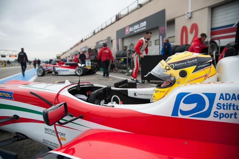 Maximilian Gunther takes two European F3 poles at Paul Ricard