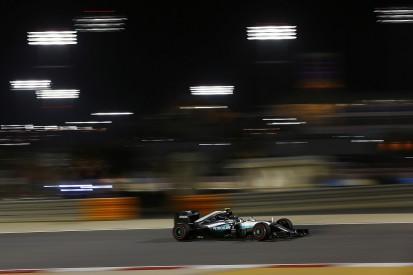 Nico Rosberg on top again in second Bahrain Grand Prix practice