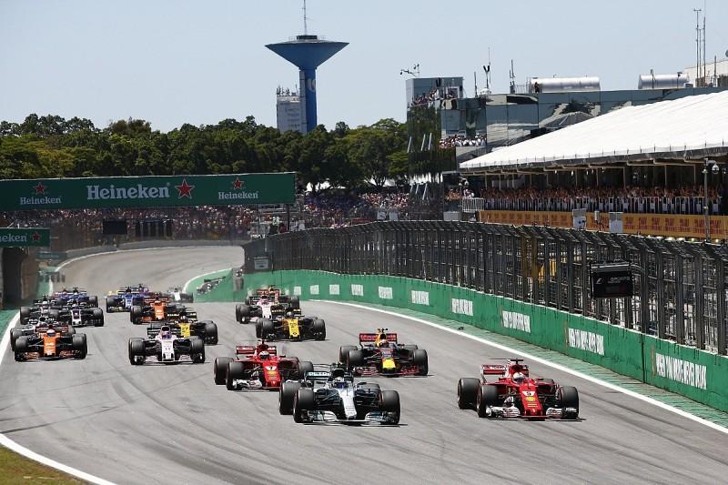 Valtteri Bottas admits he squandered Brazilian GP win at start