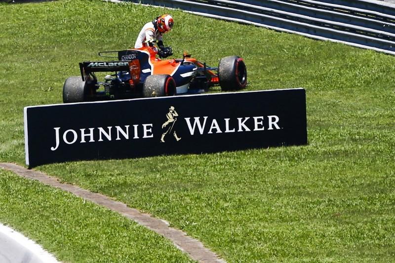 F1 stewards say no penalties for Brazilian GP first-lap crash