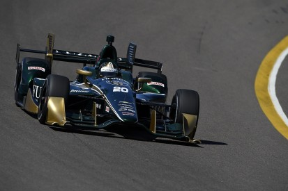 Phoenix IndyCar: Carpenter leads Newgarden in ECR practice 1-2