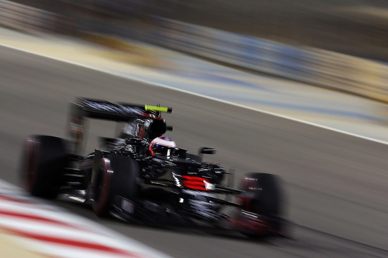 Bahrain Friday 'best day' in years for McLaren-Honda says Button