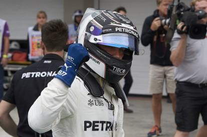 Valtteri Bottas getting the hang of 2017 Mercedes after tough races