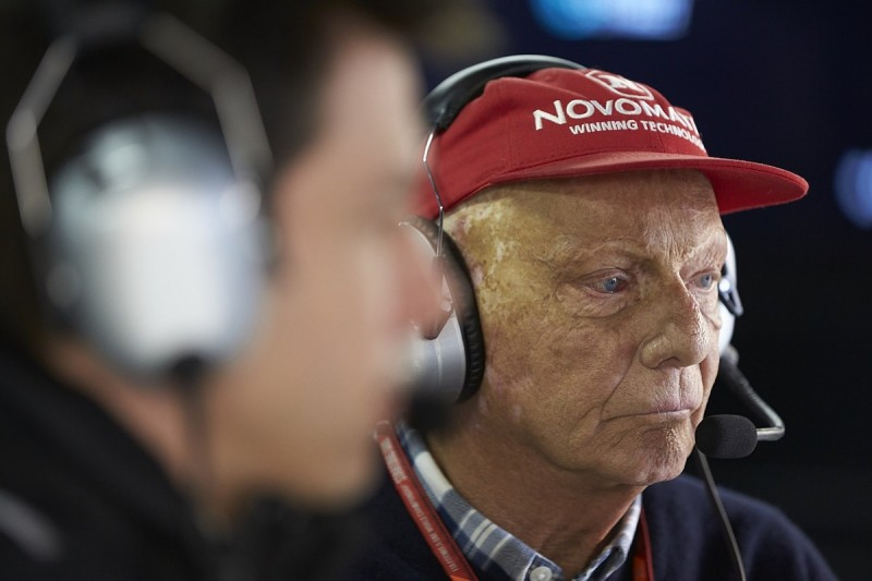 Niki Lauda 'worried' about F1's future under Liberty Media