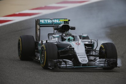 Nico Rosberg leads Mercedes one two in first F1 practice in Bahrain