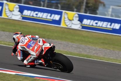 Ducati's Andrea Dovizioso leads first MotoGP practice in Argentina