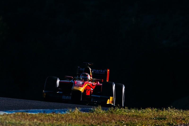 Norman Nato fastest as Racing Engineering sweeps GP2 test week