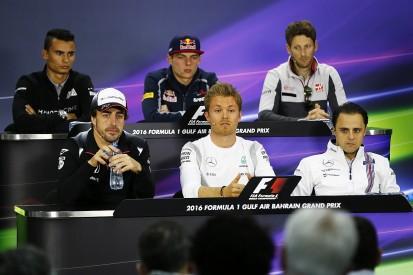 Bahrain Grand Prix Thursday FIA press conference