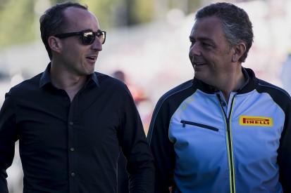 Robert Kubica set to test 2017 Williams F1 car in Abu Dhabi