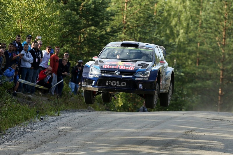 Volkswagen's Latvala backs changes to WRC Rally Finland route