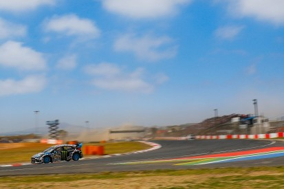 WRX South Africa: Block leads on final outing for Hoonigan Racing