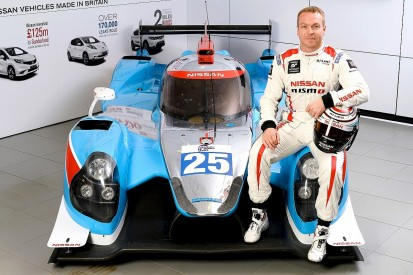 Olympic legend Sir Chris Hoy to make Le Mans 24 Hours debut in LMP2