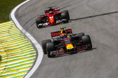 Ferrari and Red Bull fear Mercedes out of reach at Brazilian GP