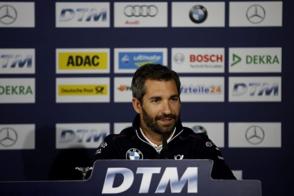 Ex-F1 racer Timo Glock not yet ready for DTM title push