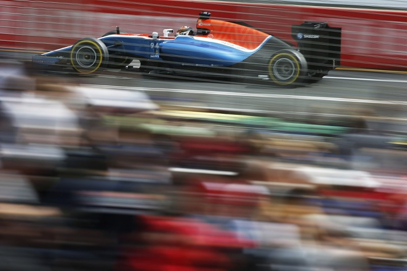 Manor believes it has the resources to climb up the F1 order