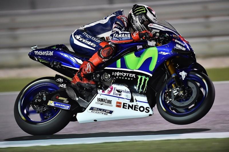 Jorge Lorenzo wary of 'struggle' at Argentina MotoGP round
