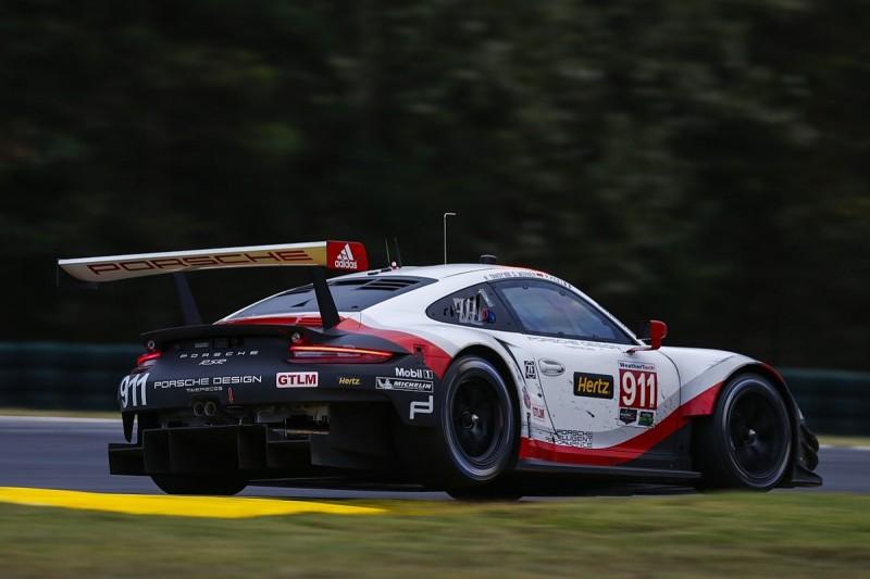 Porsche LMP1 drivers Tandy and Bamber set for 2018 IMSA return