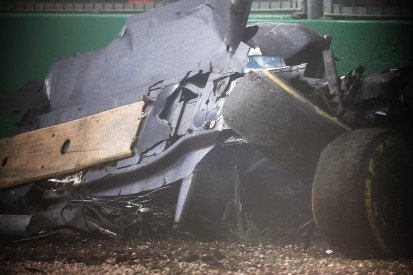 Honda couldn't salvage any of Alonso's engine after Australia crash