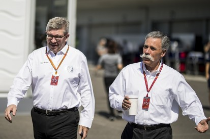 F1 teams in 'broad agreement' on budget cap, claims Carey