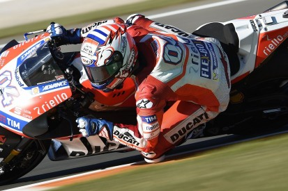 MotoGP Valencia: Dovizioso not yet quick enough for must-win race