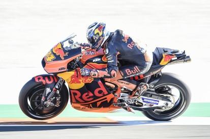 MotoGP Valencia: KTM's Espargaro picks up rare engine penalty