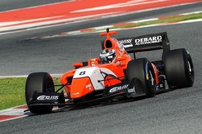 Aurelien Panis tops first day of Formula V8 3.5 2016 testing