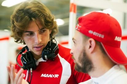 Ex-Manor F1 driver Roberto Merhi joins reborn team in WEC LMP2