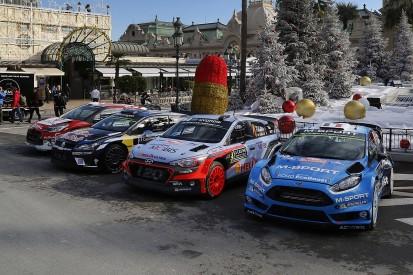 Volkswagen, Citroen and Toyota to start testing full 2017 WRC cars