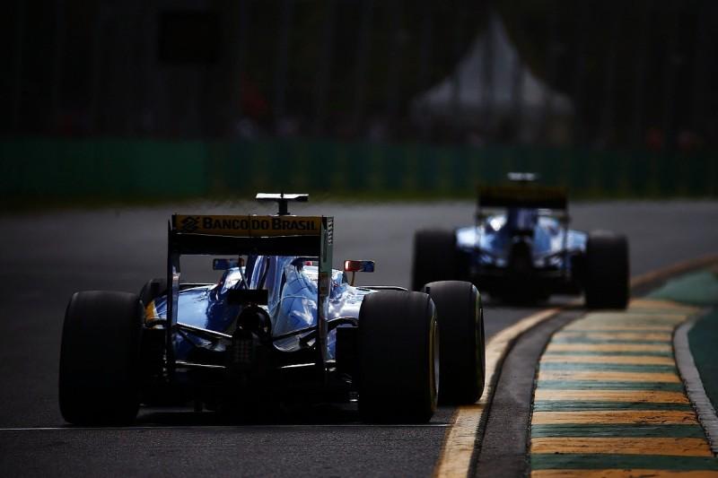 Felipe Nasr fears Sauber's tough start to F1 2016 will linger