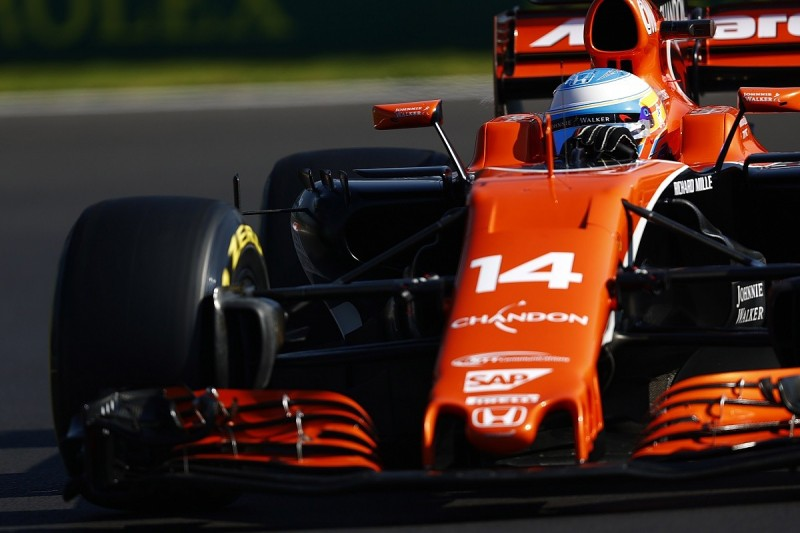 McLaren F1 chassis progress doesn't mask 'very bad' year - Alonso