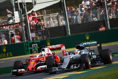 Lewis Hamilton: Threat from Ferrari F1 team is 'exciting'